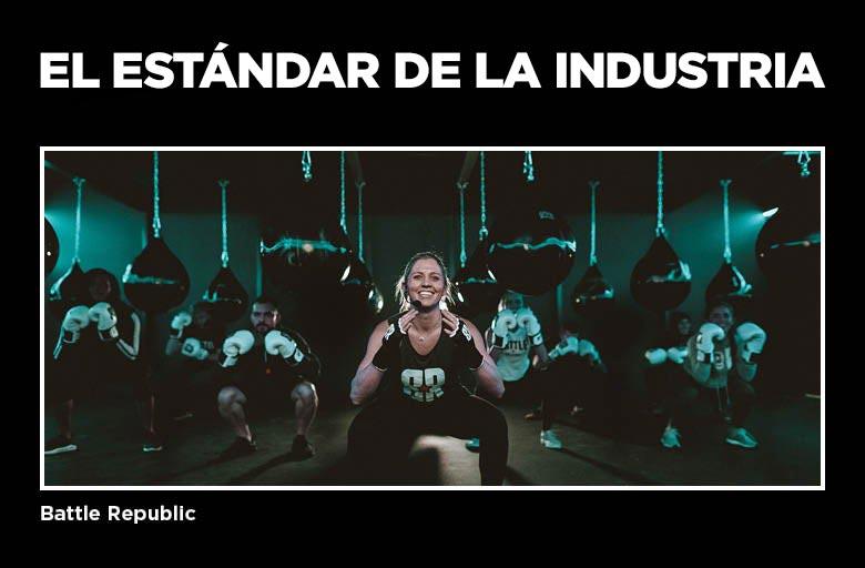 El estándar de la industria